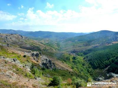 Ocejón - Sierra de Ayllón; la pedriza rutas rutas madrid solana de avila rutas por la pedriza